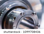 fragment of the sealing system... | Shutterstock . vector #1099708436