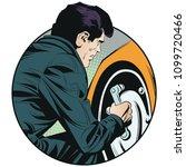stock illustration. mechanic...   Shutterstock .eps vector #1099720466