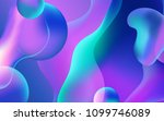abstract curve shape background.... | Shutterstock .eps vector #1099746089