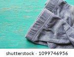 male underwear keep them neat... | Shutterstock . vector #1099746956