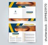 abstract flyer design... | Shutterstock .eps vector #1099825970