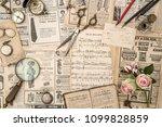 baden baden   mai 1  2018 ...   Shutterstock . vector #1099828859