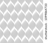 black and white abstract simple ... | Shutterstock .eps vector #1099864733