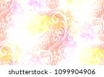 seamless pattern with vintage... | Shutterstock .eps vector #1099904906