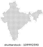 India Map Vector Free Downloads - India map vector