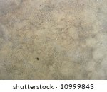 yellow stained cement | Shutterstock . vector #10999843