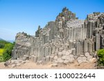 national natural monument named ... | Shutterstock . vector #1100022644
