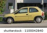 rome  italy   circa october... | Shutterstock . vector #1100042840