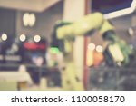 out of focus blur event... | Shutterstock . vector #1100058170