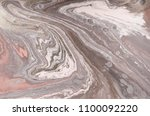 marble abstract acrylic wave...   Shutterstock . vector #1100092220