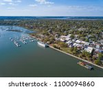 aerial view of tourist... | Shutterstock . vector #1100094860