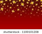 beautiful pattern thai style on ... | Shutterstock .eps vector #1100101208