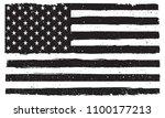 american flag.grunge flag of... | Shutterstock .eps vector #1100177213