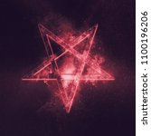 Reversed Pentagram Symbol....