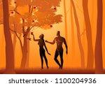 Biblical Vector Illustration O...