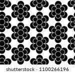 geometric pattern seamless | Shutterstock . vector #1100266196
