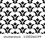 geometric pattern seamless | Shutterstock . vector #1100266199