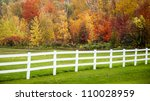 Beautiful Colorful Autumn Scene ...