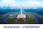 jakarta   indonesia. may 21 ...   Shutterstock . vector #1100306060