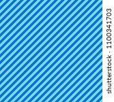 blue two tone diagonal stripe... | Shutterstock .eps vector #1100341703
