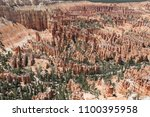 bryce canyon national park | Shutterstock . vector #1100395958