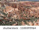 bryce canyon national park | Shutterstock . vector #1100395964