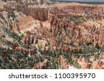 bryce canyon national park | Shutterstock . vector #1100395970