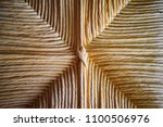 hand braided rope for the seat... | Shutterstock . vector #1100506976