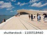 lisbon  portugal   may 27  2018 ... | Shutterstock . vector #1100518460