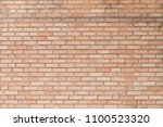 red brick wall | Shutterstock . vector #1100523320