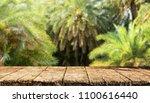 empty table background | Shutterstock . vector #1100616440