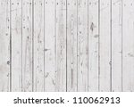 Vintage White Wooden Wall...