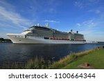 velsen  the netherlands   july... | Shutterstock . vector #1100664344