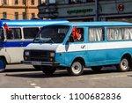 saint petersburg  russia   may... | Shutterstock . vector #1100682836