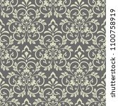 wallpaper in the style of... | Shutterstock .eps vector #1100758919