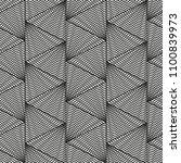 seamless stripe pattern.... | Shutterstock .eps vector #1100839973