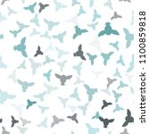 seamless vector pattern with...   Shutterstock .eps vector #1100859818