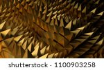 3d abstract background with... | Shutterstock . vector #1100903258