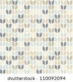 seamless geometric pattern in... | Shutterstock .eps vector #110092094