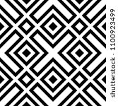 tribe motif. ethnic wallpaper.... | Shutterstock .eps vector #1100923499