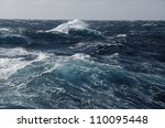 Waves In Ocean