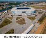 kaliningrad   russia  may 20 ... | Shutterstock . vector #1100972438