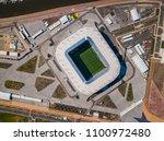 kaliningrad   russia  may 20 ... | Shutterstock . vector #1100972480