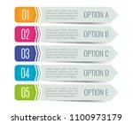vector elements for...   Shutterstock .eps vector #1100973179
