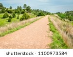 multi use recreational cowboy... | Shutterstock . vector #1100973584