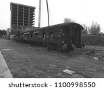 abandoned and oxidized train in ...   Shutterstock . vector #1100998550