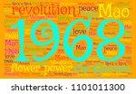 """word cloud """"1968"""""""