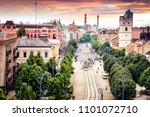 debrecen  hungary  view of the... | Shutterstock . vector #1101072710