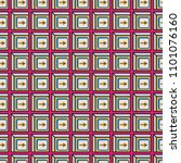 seamless abstract pattern with... | Shutterstock .eps vector #1101076160