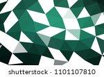 light green vector blurry... | Shutterstock .eps vector #1101107810